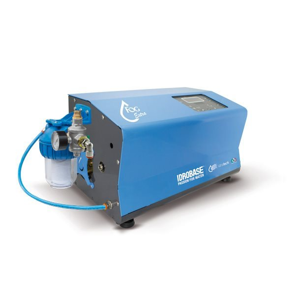 Idrotech misting industriale fog Statie nebulizare ECO EXTRA | Idrobase - Unilift