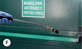 fefefe Kit de dezinfectie manual cu lance si nebulizator   IDROBASE - Unilift