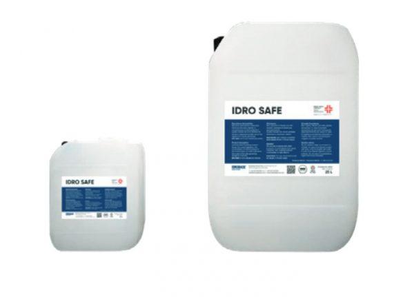 idrosafe Dezinfectant IDRO SAFE pentru nebulizatoare si sistemele de dezinfectie   Idrobase - Unilift