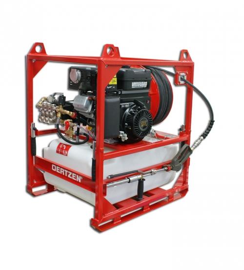 HDL 200 1 Echipament mobil de stingere a incendiilor cu apa sub presiune si spumogen | HDL 200 | Oertzen - Unilift