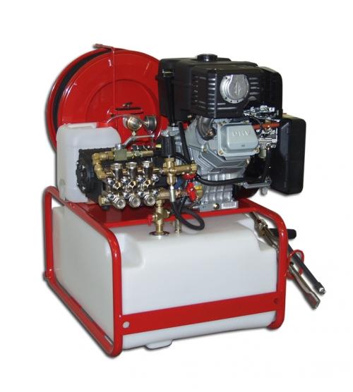 HDL 200 4 Echipament mobil de stingere a incendiilor cu apa sub presiune si spumogen | HDL 200 | Oertzen - Unilift