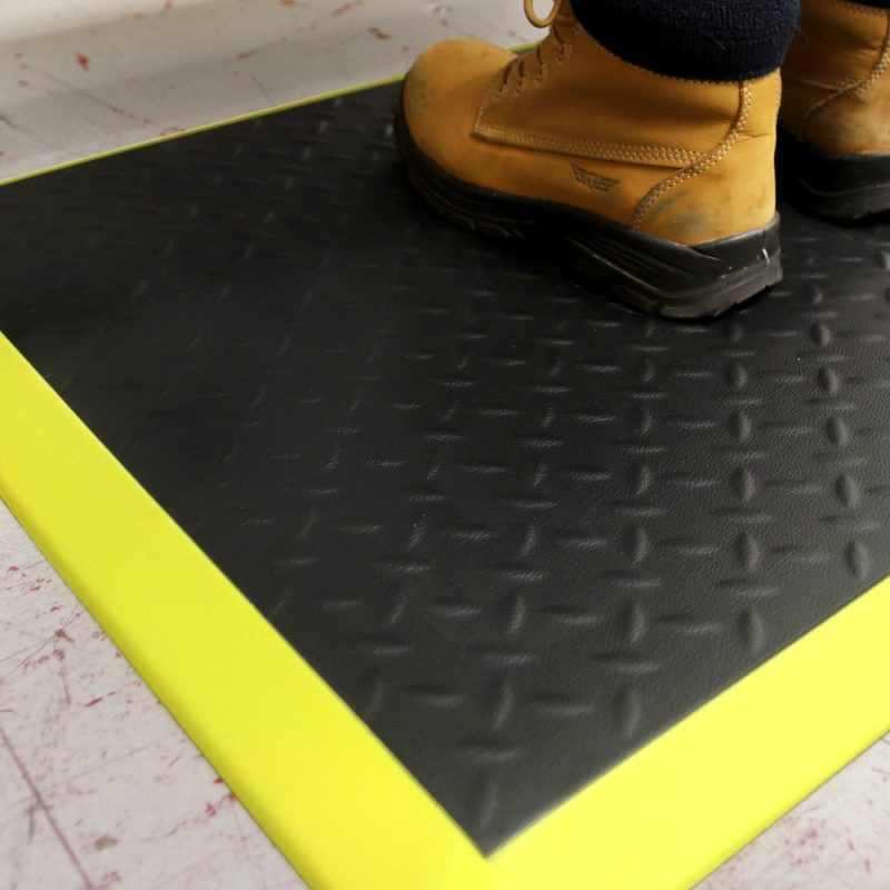 af coba elite diamond workplace matting 1 Covor ortopedic | COBAelite Diamond | COBA - Unilift