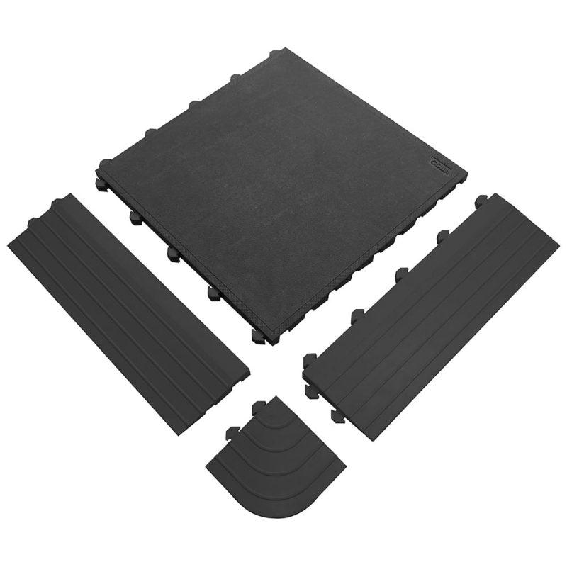 af fatigue lock workplace matting style 1 Placi prin imbinare Fatigue-Lock | COBA - Unilift