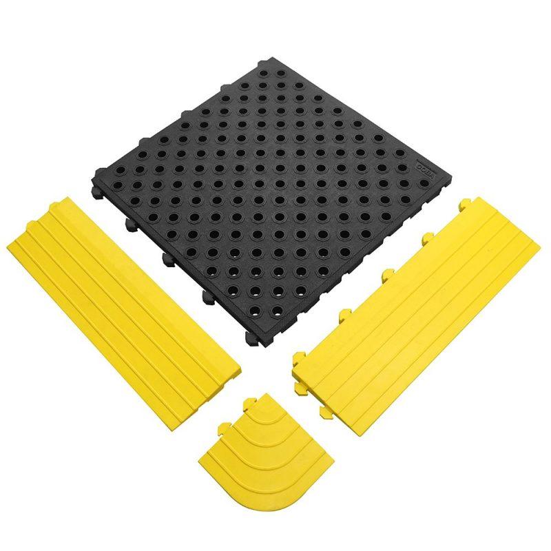 af fatigue lock workplace matting style 2 Placi prin imbinare Fatigue-Lock | COBA - Unilift