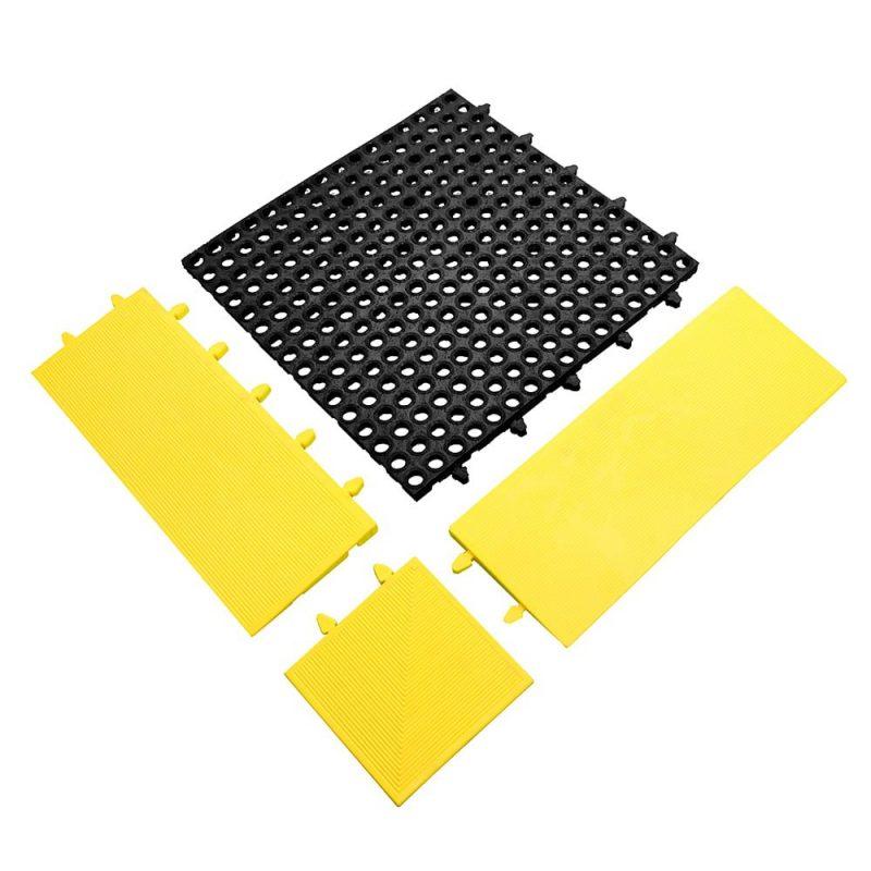 af tough deck workplace matting 1 Placi prin imbinare   Tough Deck   COBA - Unilift