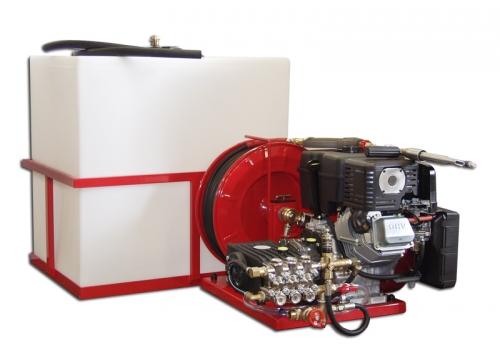 zoom c0760acc49a2c9b4567a316be73f81e7 Echipament mobil de stingere a incendiilor cu apa sub presiune si spumogen | HDL 170 | Oertzen - Unilift