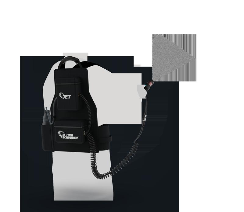 MotorScrubber Storm backpack spray Kit dezinfectie | STORM | MotorScrubber - Unilift Kit dezinfectie