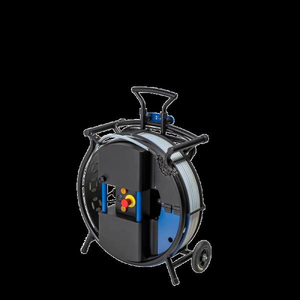 img0090 lr Echipament pentru curatat canalizari, de mare viteză RioFlex | Rioned - Unilift