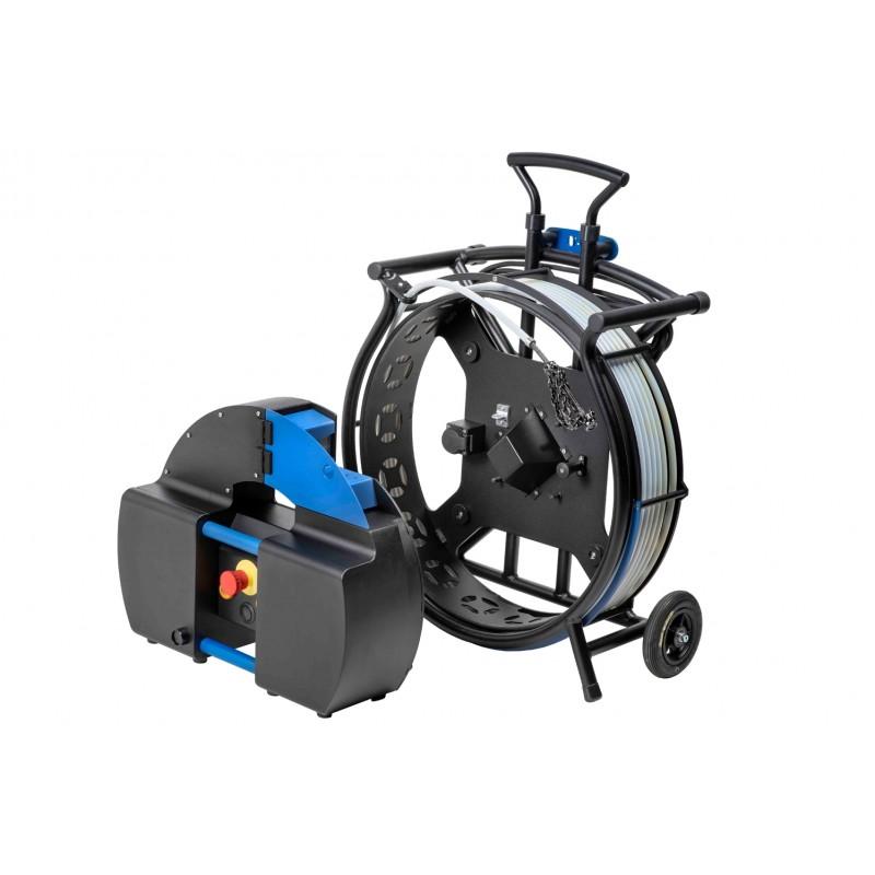 Echipament pentru curatat canalizari, de mare viteză RioFlex | Rioned - Unilift