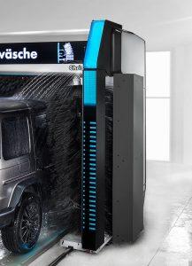 vega waschanlage c170 premium spritzschutz Spalatorie auto cu perii | VEGA | Christ - Unilift