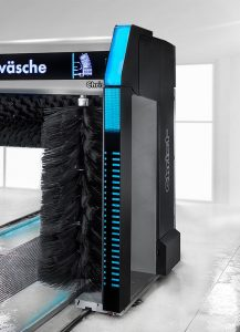 vega waschanlage c170 standard schmal Spalatorie auto cu perii | VEGA | Christ - Unilift