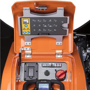 4 2 Cilindru compactori dubli LP 9505 Husqvarna - Unilift Cilindrii compactori dubli LP 9505