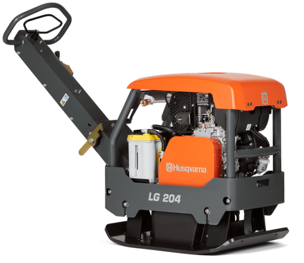 Placă compactoare unidirecțională LG 204 (diesel) Husqvarna