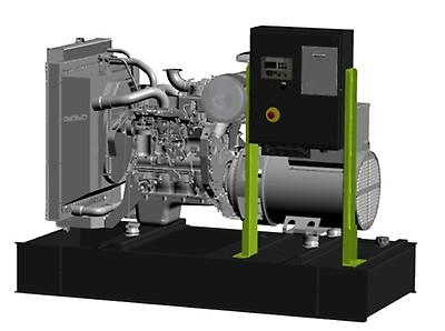 1 1 Generator Electric Industrial | GSW65I (ALT. LST) | Diesel | Pramac | 59.56 kVA | 230 V | Necarcasat - Unilift