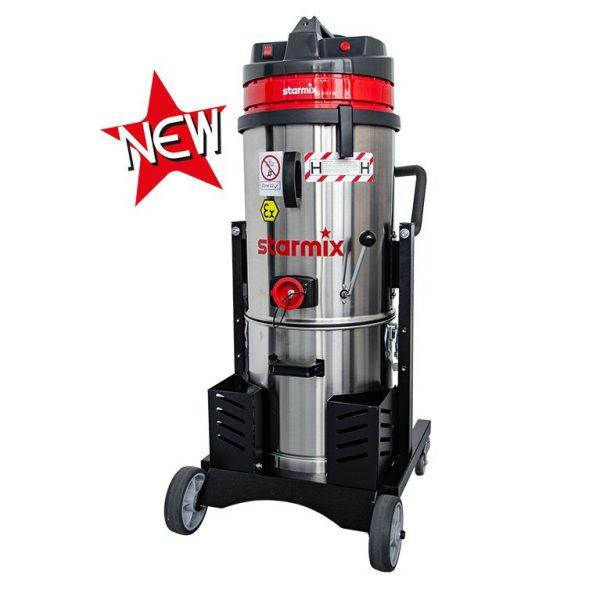 gs h Aspirator industrial ATEX zona 22 GS H-1150   Starmix - Unilift aspirator industrial atex