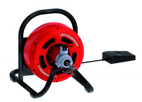 rodrum s Maşină cu tambur pentru desfundarea scurgerilor   RODRUM S   Rothenberger - Unilift