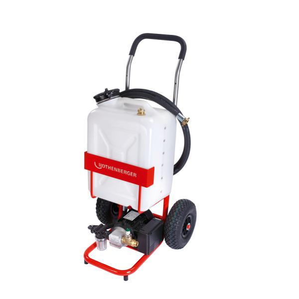 rosolar Pompă electrică pentru spălare   ROSOLAR   Rothenberger - Unilift