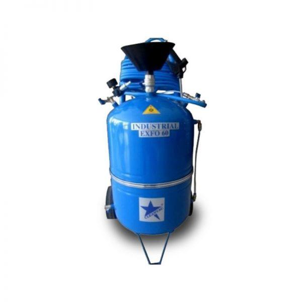 kopuk tanki 60 lt 800x800 1 Rezervor de spumă | EXFO 60 | CleanVac - Unilift Aspirator industrial