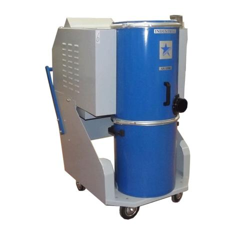 sanayi tipi elektrik supurgesi 928f7fea b4a0 4d39 8d3d Aspirator înalt Asincron 4000 W | trifazic | industrial | AS 400 | CleanVac - Unilift Aspirator industrial