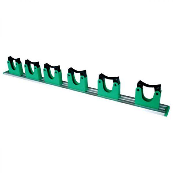 e 3768 1 Dispozitiv fixare unelte cu 6 orificii | Hang UP | UNGER - Unilift Dispozitiv fixare unelte